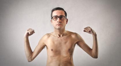 como recuperar masa muscular