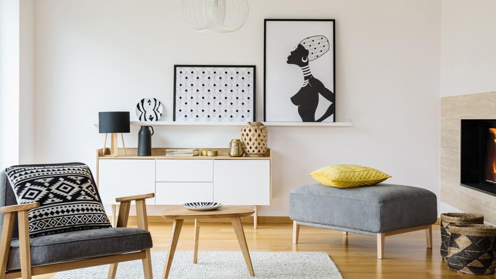 Los mejores colores para decorar interiores for Imagenes de decoracion de interiores