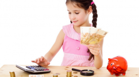 enseñar economia a niños