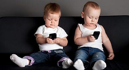 la tecnologia móvil en los niños