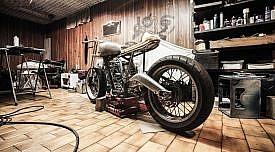 reparacion de moto