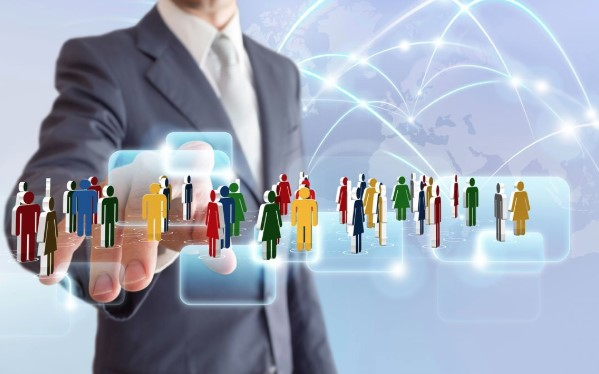 redes sociales ámbito empresarial
