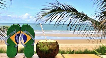 vacaciones en brasil