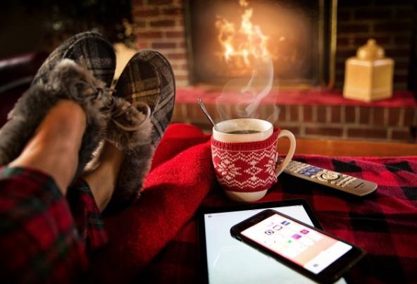 transformar el hogar en un sitio confortable