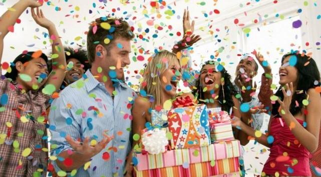 organizar un cumpleaños feliz