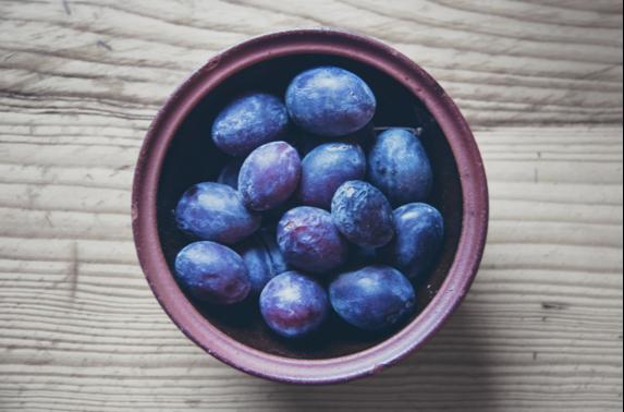 frutas deshidratadas