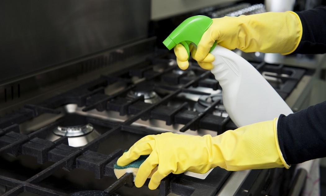 cochambre de la estufa