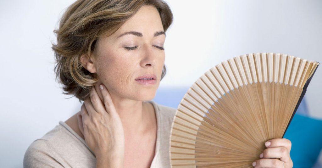 La menopausia