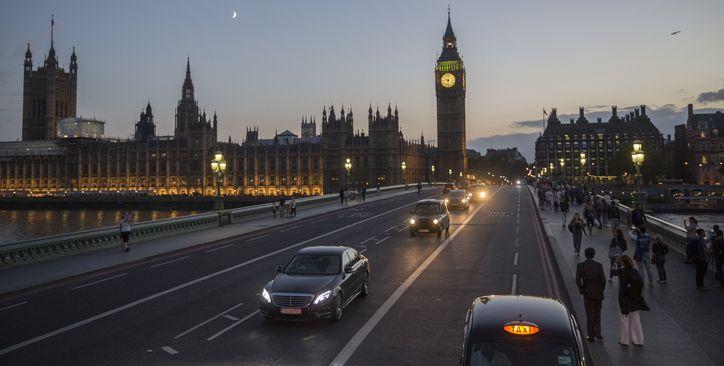 Uber adquiere autorización para operar en Londres tras decisión judicial